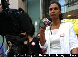 Alex Kuczynski-Brown/The Huffington Post