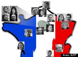 La carte des circonscriptions vedettes