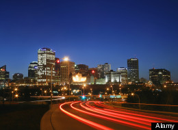 Here are the 10 best cities in Canada to find a job. (Pictured: Edmonton. Photo: Alamy)
