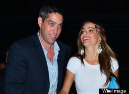 Sofía Vergara y Nick Loeb en Nueva York
