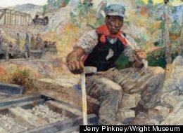 File Photo: Children's Illustrator Jerry Pinkney has had his books translated into 16 languages. (Jerry Pinkney/Wright Museum)