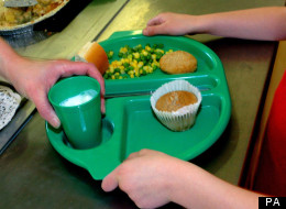 Children are being left without lunch due to an 'unfair' funding arrangement