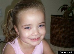 This 2010 photo shows Mia Penoyer, who, along with Sophia Juarez drowned at a pool at a home in Dallas, Ga. on Sunday. Investigators say Penoyer's grandmother was supposed to be watching the kids but was on the phone.