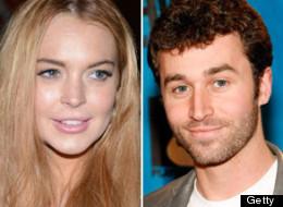 Lindsay Lohan y James Deen, estrella porno