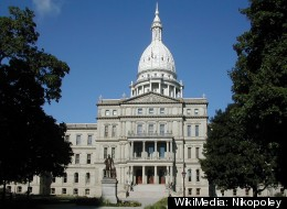 Anti-Abortion legislation passed in the Michigan House tonight.   Wikimedia