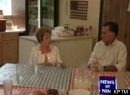 Dianne Bauer, owner of Main Street Cafe in Council Bluffs, Iowa, said Mitt Romney and his staffers made a mess at her restaurant during a recent roundtable discussion.