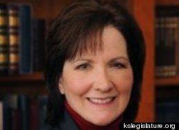 Kansas Rep. Charlotte O'Hara
