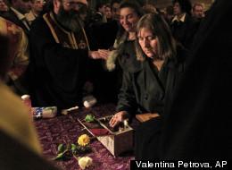 Valentina Petrova, AP