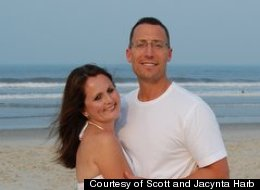 Scott and Jacynta Harb shed $52,000 in credit card debt.