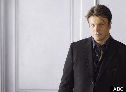 Richard Castle is one of TV's hottest dads.