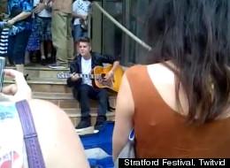Stratford Festival, Twitvid