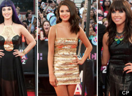 A galaxy of stars are hit the MMVA 2012 red carpet!