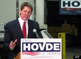 Businessman Eric Hovde is running for the GOP nomination to fill Wisconsin's open U.S. Senate seat in 2012.