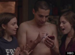 'Girls' Supercut: All The Texts, Tweets And Other Cyber Distractions From Season 1