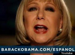 Cristina Saralegui Endorses President Barack Obama