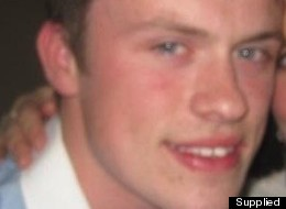 James Nolan, 21, has been missing since late on Saturday night