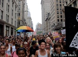 NYC Dyke March
