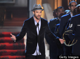Justin Timberlake up for