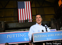 Mitt Romney. (Photo by Whitney Curtis/Getty Images)