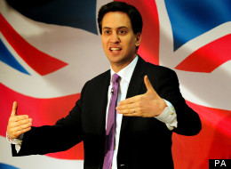 Ed Miliband promises to protect British workers
