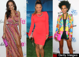 Selita Ebanks, Christina Milian And Solange Knowles made our list of favorite style moments of the week.