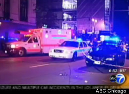 A 31-year-old man was shot in Chicago's Magnificent Mile early Friday.