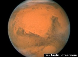 The NASA/ESA Hubble Space Telescope took this close-up of Mars when it was just 88 million kilometers away.