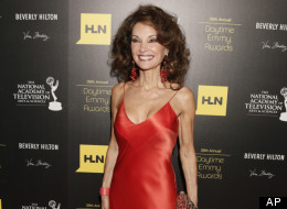 Susan Lucci starred as Erica Kane on