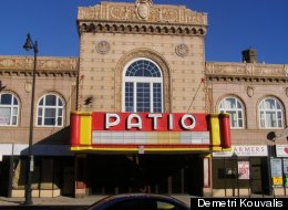 The Patio Theater is one of Chicago's oldest remaining independent movie houses.