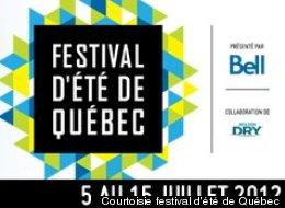 Courtoisie festival d'été de Québec
