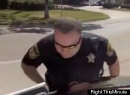 Dallas Sheriff Dept. James Westbrook is accused of arresting Chris Moore on a trumped-up charge in order to get his helmet cam to use as evidence against other bikers.