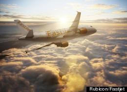 Low-budget air travel is expanding to Africa with the launch of Fastjet