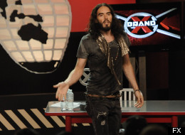 'Brand X With Russell Brand' premieres Thursday, June 28 at 11 p.m. ET on FX.