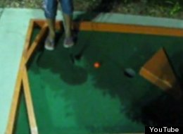An 11-year-old girl (not pictured) died while playing mini golf at the Orange Lake Resort in Florida.