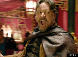 'Man With the Iron Fists' trailer: Russell Crowe, kung fu fighting