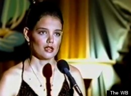 In the wake of her divorce from Tom Cruise, watch Katie Holmes singing