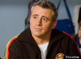 Matt LeBlanc talks