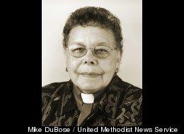United Methodist Bishop Leontine T.C. Kelly. RNS photo by Mike DuBose / United Methodist News Service