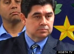 Armando Villalobos, a district attorney in Texas, is charged with racketeering, extortion and honest services fraud after he allegedly coordinated with a judge and a private attorney to allow a convicted killer to escape for profit.