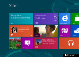 A downloaded upgrade to Windows 8 will cost $40 for most Microsoft customers.