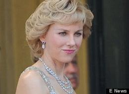 Naomi Watts como Lady Diana