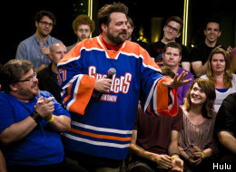 Kevin Smith hosts