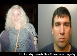 St. Landry Parish Sex Offenders Registry