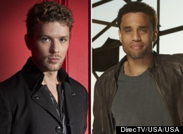 The hottest actors on TV for Summer 2012: Ryan Phillippe, Michael Ealy, Matt Bomer and more