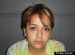 Police photo of Magali Padilla.