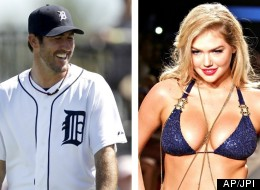 Kate Upton and Justin Verlander spent time together at an Aerosmith concert, fueling rumors that the Sports Illustrated swimsuit model and Detroit TIgers pitcher may be dating. (AP/JPI)