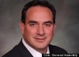 GOP State Rep. Robert Ramirez.