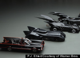 The CW will air a special on the Batmobile.