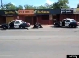 Police are investigating the alleged use of excessive force against a pregnant woman.