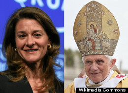 Melinda Gates takes on tradition Catholic teaching on contraception